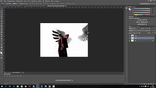 Видеоуроки Adobe Fotoshop CS 6 делаем Ангелочка