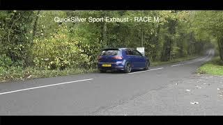 Quicksilver Audi S3 / Golf 7.5R active-valve exhaust system