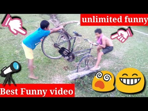 Assamese funny video in the village.
