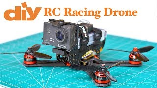 How to make a RC Racing Drone (Complete guide to making a drone)