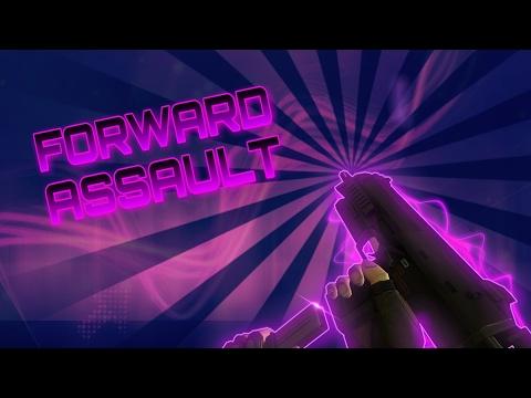 My First Gameplay! - Forward Assault