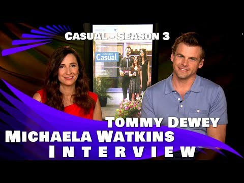 CASUAL   WITH MICHAELA WATKINS & TOMMY DEWEY