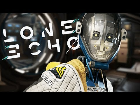 Artificial Intelligence Robot Saves a Space Station! - Lone Echo VR - Oculus Rift VR