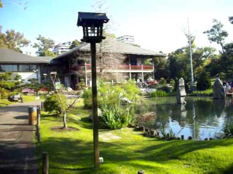 Jardin japones palermo buenos aires argentina youtube for Jardin zoologico buenos aires