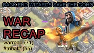 Clash of Clans | Getting the Most out of Your Cleanup Troops! | Warroad War Recap #23