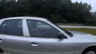 "North Carolina State Highway Patrol ""SHP-1966"" Caught Speeding Off-Duty"