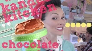 Cooking with Kandee: Best Chocolate Cake and Icing Recipe   Kandee Johnson
