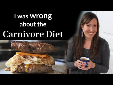 Carnivore Diet: My Surprising Results From a Week of Eating Only Animal Products
