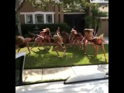 White Girl Twerk Team Videos