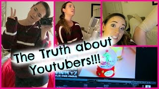 THE REALITY OF YOUTUBERS!!! Thumbnail