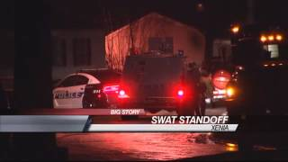 UPDATE: Standoff Suspect Upset Over Break Up, Police Say