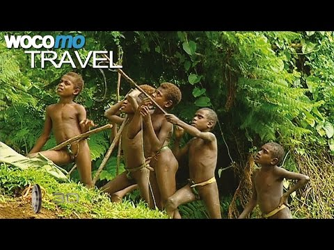 Vanuatu - An exotic journey from port Vila to Pentecost Island | 3D Planet