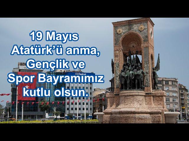 Korona günlerinde 19 Mayıs / Corona Days (19 May) in Istanbul