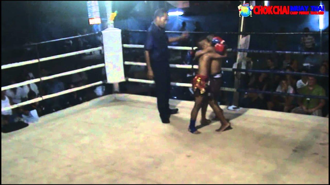 "Download ""Team"" Chokchai Mauy Thai (Son Of Fahsuchon) Vs Dekwat 10-1-2015 at Rawai supa stadium"