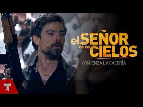 El Señor de los Cielos 5  Jorge Luis Moreno está feliz con Víctor Casillas  Telemundo