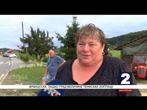 NOVOSTI TV K3- 7. 8.2019.