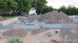 "Baron Homes LLC -  Episode 2 ""Foundation"""