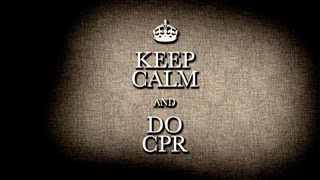 Vintage CPR movie clip - first Adult CPR tutorial video ever.