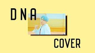 Video [Cover] BTS 방탄소년단 - DNA (+English lyrics) download MP3, 3GP, MP4, WEBM, AVI, FLV April 2018