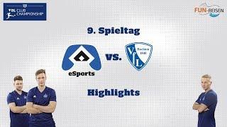 HSVeSports | Die Highlights des 9. Spieltags der VBL