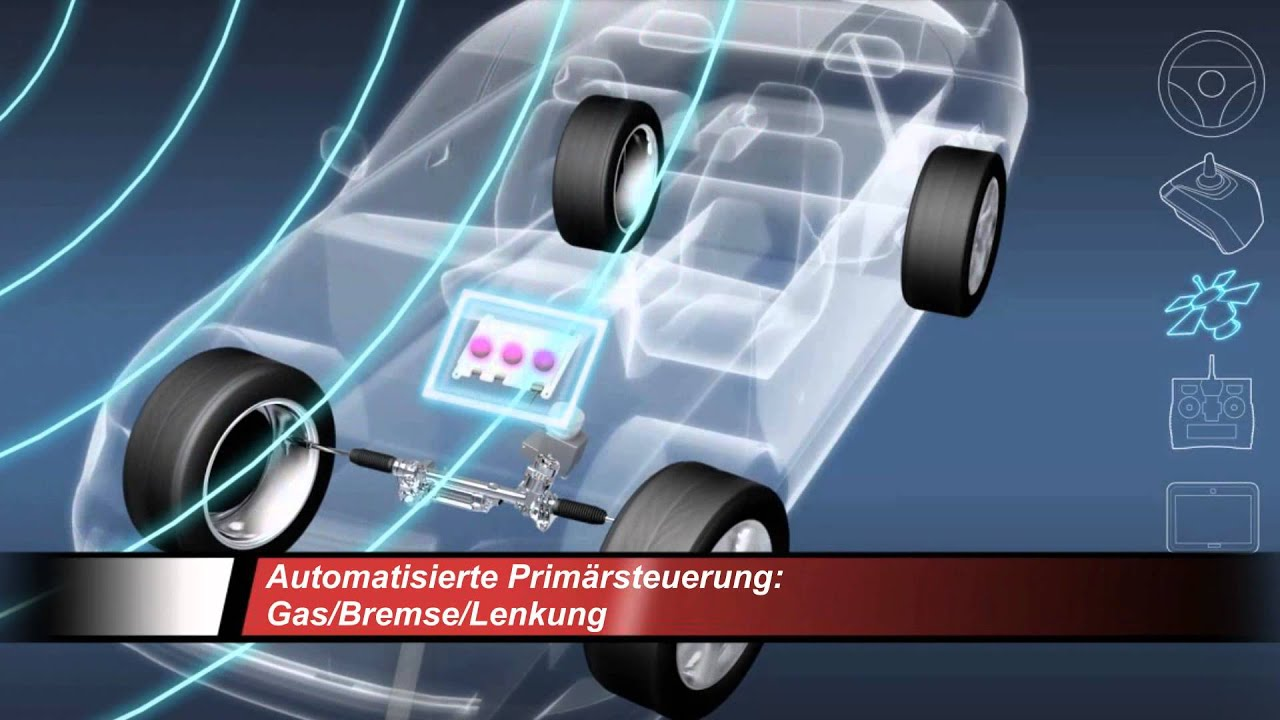 Space Drive 2: Drive-by-Wire System mit Straßenzulassung - YouTube