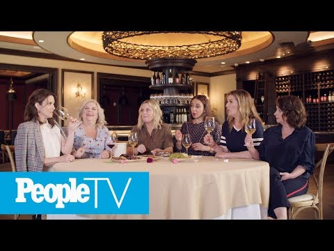 The Cast Of &39;Wine Country&39; Plays Never Have I Ever  PeopleTV