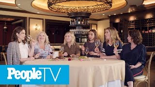 The Cast Of 'Wine Country' Plays Never Have I Ever | PeopleTV