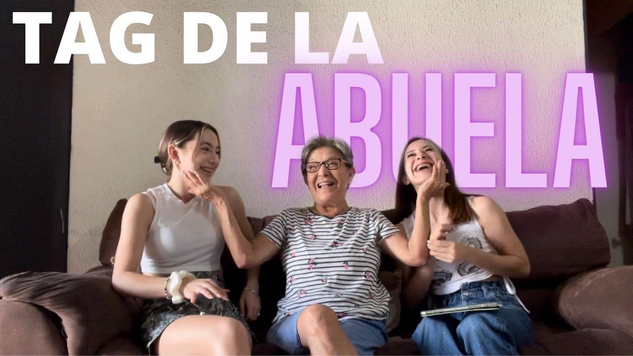TAG DE LA ABUELA