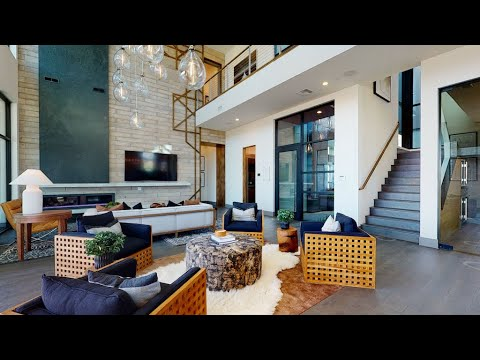 Toll Brothers Mesa Ridge SkyView Summerlin Las Vegas Mid-Century Modern $1.1M+, 4598 Sqft ,5BD, 6BA