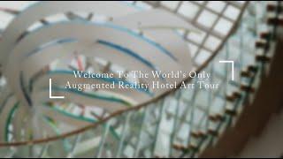 The Ritz-Carlton, Millenia Singapore Augmented Reality Hotel Art Tour