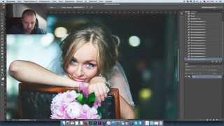 Обработка Свадеб - свадебная обработка №5 Микроконтраст