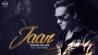 Jaan ( Full Audio Song ) | Master Saleem | Punjabi Song Collection | Speed Records