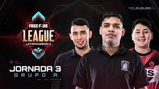 Free Fire League 2020 - Clausura | Grupo A | Jornada 3