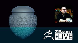 T.S. Wittelsbach - Sculpting, 3D Printing, & ZBrush 4R8 - Episode 5