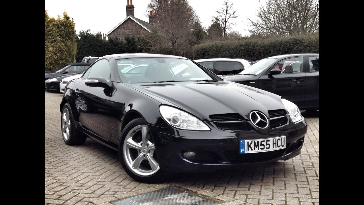 Mercedes Benz Slk 3 0 Slk280 2dr Sold At Cmc Cars Near