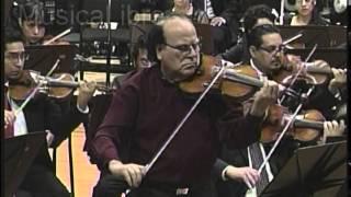 Concierto para Violín y Orquesta - Carlos Chávez - Música de Orquesta Mexicana 2014