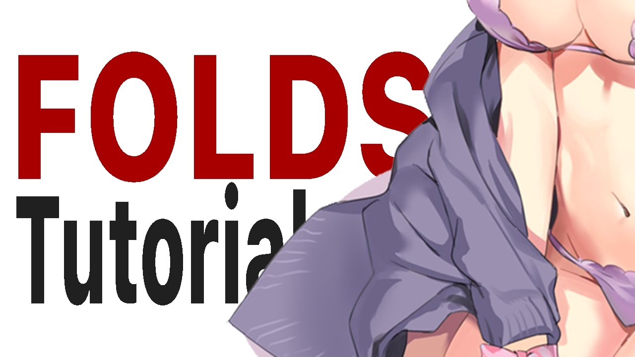 Download EASIEST WAY TO DRAW CLOTHING FOLDS