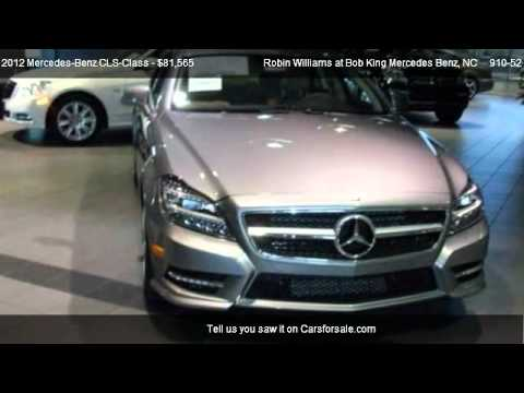 2012 mercedes benz cls class cls550 for sale in wilmington nc 28403 youtube. Black Bedroom Furniture Sets. Home Design Ideas