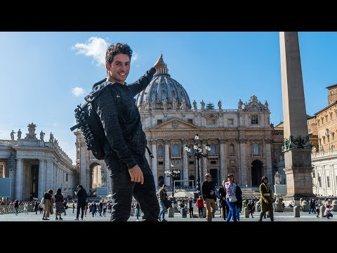 Vatican City And The Biggest Church In The World | Rome, Italy