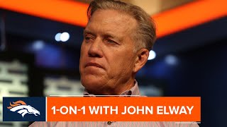 Elway: Broncos address offensive needs and more in draft