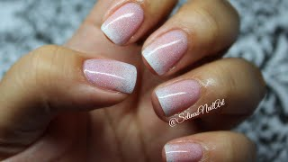 French Gradient Nail Art Tutorial