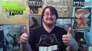Off The Record: Doctor Who: Robot Hood Thumbnail