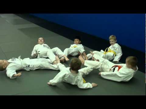 Little Ninja's Working Hard  Modern Martial Arts Center