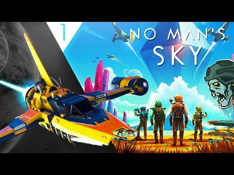 "No Man's Sky NEXT ""THE ADVENTURE BEGINS AGAIN"" (Gameplay/Walkthrough)"