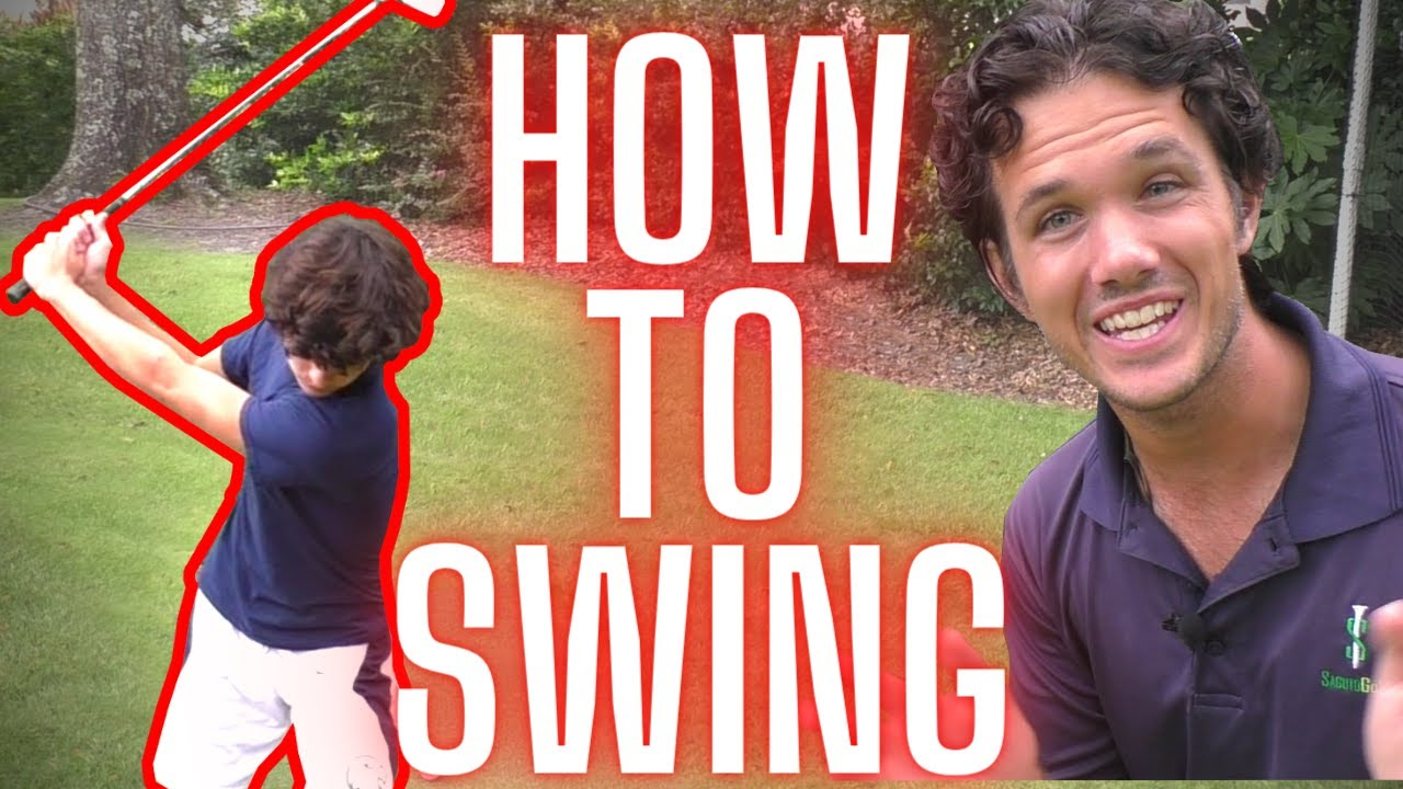 This is How Beginners Should Learn the Golf Swing [3 Golf Swing Tips]
