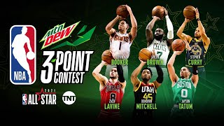2021 NBA Three Point Contest Participants Revealed