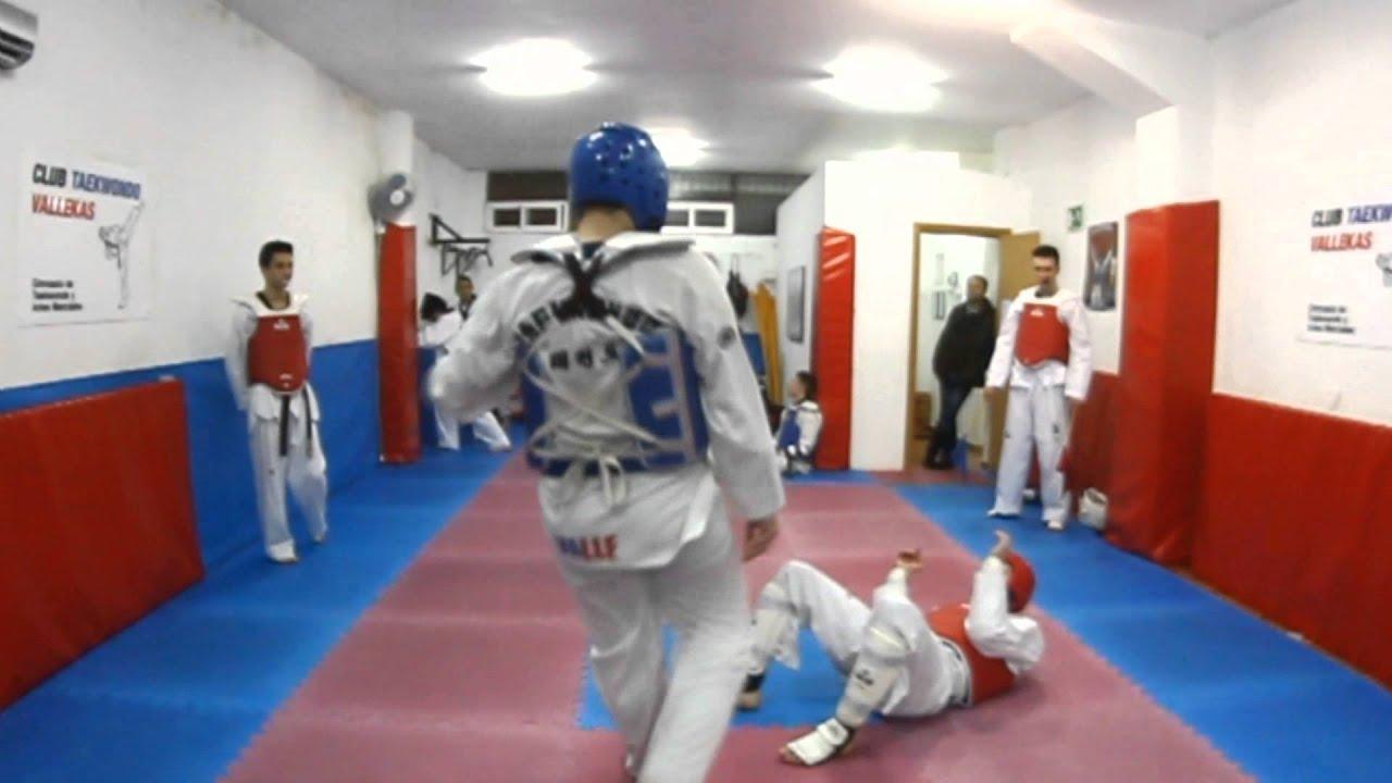 club taekwondo vallecas