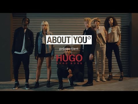 ABOUT YOU präsentiert HUGO: Freedom of Expression