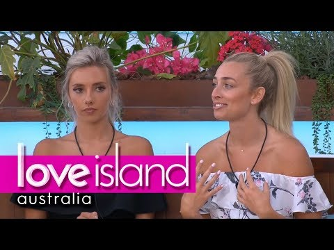 Francoise and Cassidy compare dates | Love Island Australia 2018
