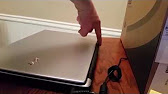 Разборка ноутбука Acer ASPIRE V5-572G - YouTube